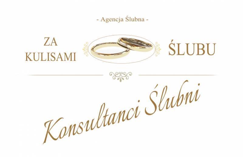 """""""Za Kulisami Ślubu"""" - Agencja Ślubna -, Wrocław - zdjęcie 1"""