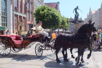 Kareta, Karoca Ślubna; bryczki do ślubu oraz wszelkie uroczystości, Gdańsk - zdjęcie 1