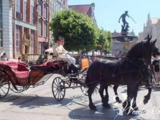 Kareta, Karoca Ślubna; bryczki do ślubu oraz wszelkie uroczystości,  Gdańsk