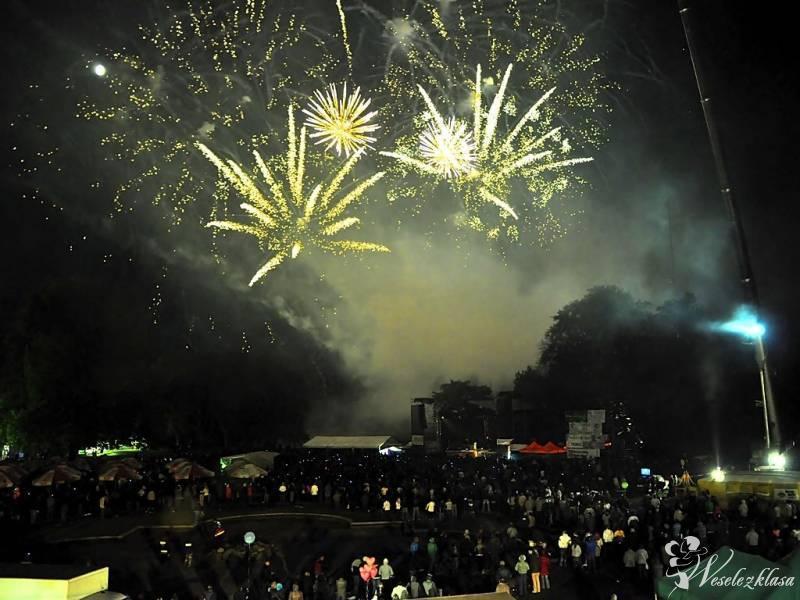 Fajerwerki Pokazy fajerwerków pokazy ogni sztucznych pirotechnika, Żary - zdjęcie 1