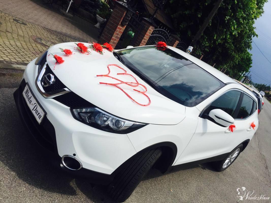Auto do ślubu bmwx3 oraz nissan qashqai, Pyskowice - zdjęcie 1