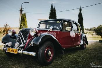 Zabytkowe Citroeny - Citroen B11 Citroen DS klasyczne limuzyny retro, Samochód, auto do ślubu, limuzyna Dąbrowa Białostocka