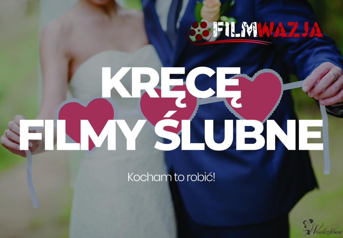 Film Ślubny za 2450 zł - Terminy w 2019, Dron, Kamerzysta, Warszawa - zdjęcie 1