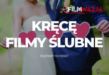 Film Ślubny za 2450 zł - Terminy w 2019, Dron, Kamerzysta, Kamerzysta na wesele Radzymin