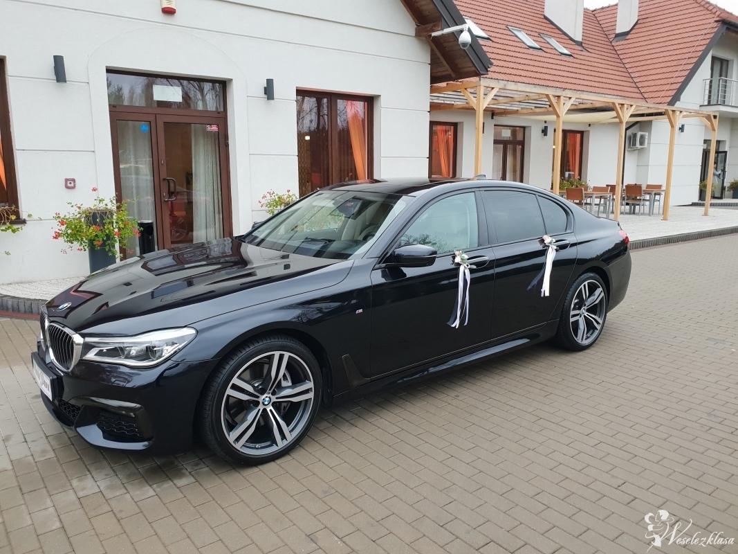 BMW 7 do ślubu z kierowcą, Warszawa - zdjęcie 1