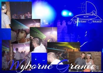Duet muzyczny Wyborne Granie Dj i wodzirej pokazy laserowe ciężki dym, DJ na wesele Luboń