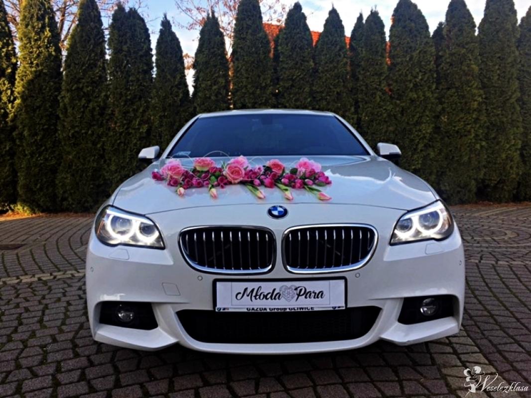 BMW serii 5 M-pakiet | Samochód do ślubu | Wolne terminy, Jaworzno - zdjęcie 1