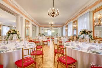 Pałac w Zaborówku, Sale weselne Mogielnica