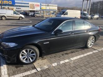 Auto do ślubu BMW 5 F10,  Zgierz