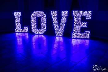 NAPIS Love Dekoracja, Napis Love Bydgoszcz