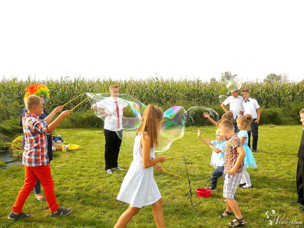 Bańki mydlane,  modelowanie balonów - atrakcje i animacje dla dzieci, Kraków - zdjęcie 1
