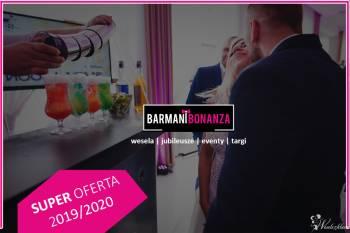 Barman na wesele | Drinkbar na wesele | Barman Weselny, Pokaz barmański na weselu Pniewy