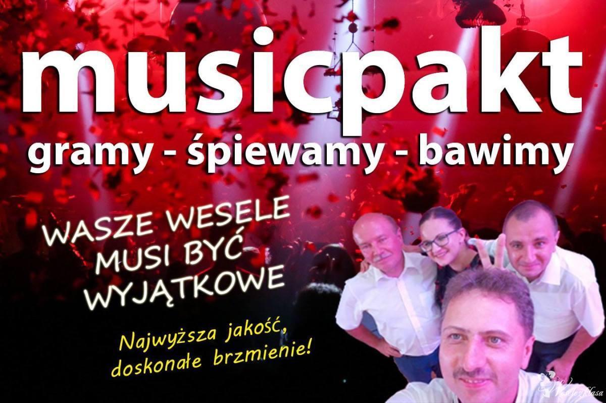 MUSICPAKT ZESPÓŁ MUZYCZNY NA WASZE WESELE I NIE TYLKO, Częstochowa - zdjęcie 1