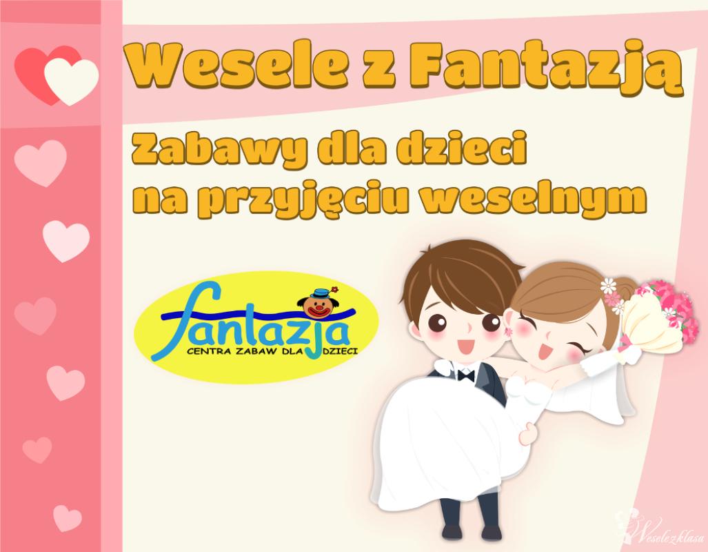 Zabawy i animacje dla dzieci na przyjęciu weselnym, Rzeszów - zdjęcie 1