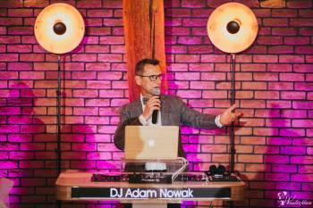 Dj & konferansjer na wesele  Dj Adam Nowak, DJ na wesele Bielawa