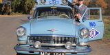 Wołga 21 i Polski Fiat 125p radiowóz milicja policja PRL TAXI 1313, Sosnowiec - zdjęcie 2