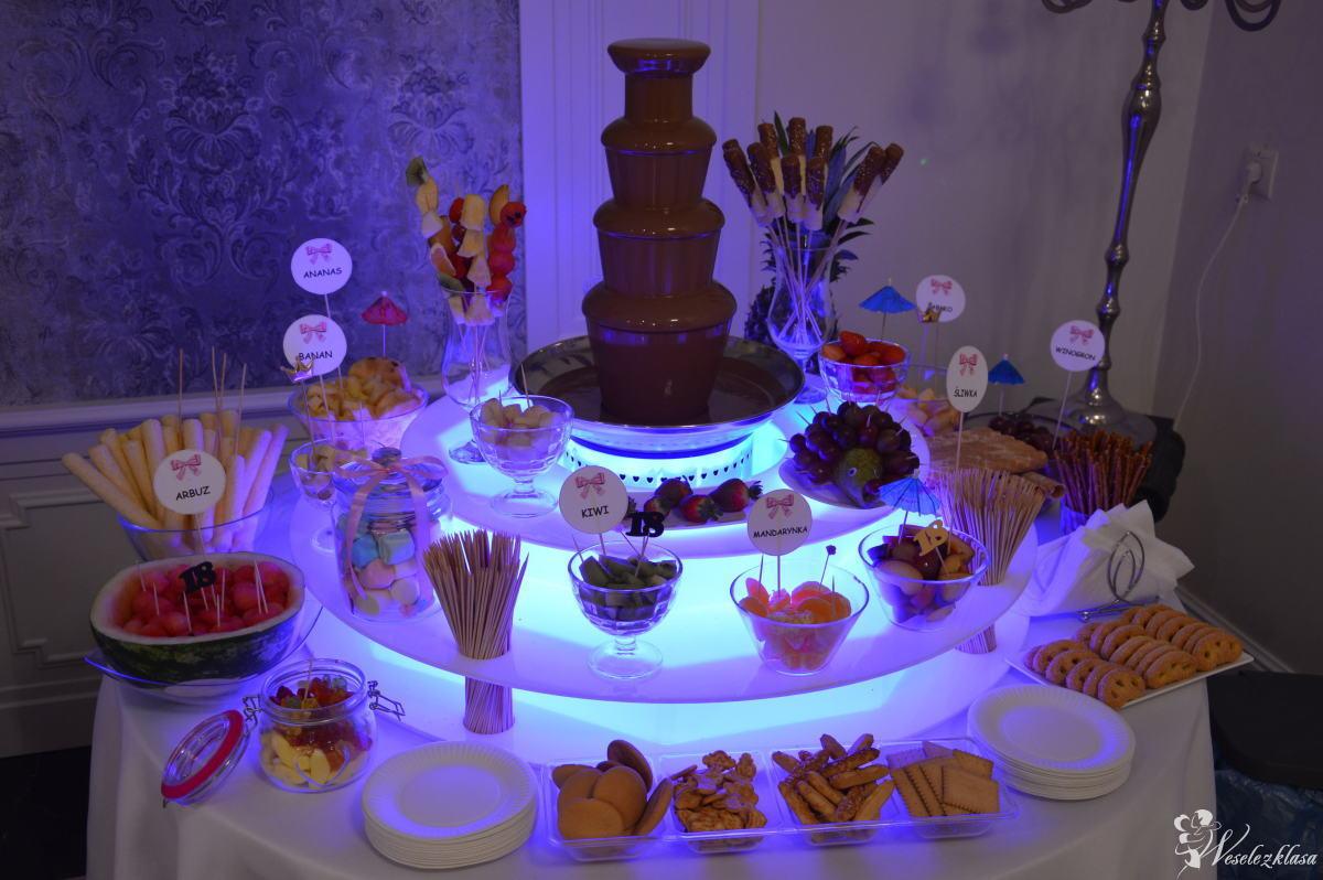 Fontanna czekoladowa, fotobudka, wynajem fontanny, Atrakcje weselne, Rzeszów - zdjęcie 1