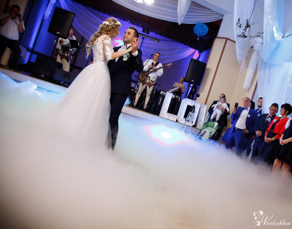 Ciężki dym na wesele, taniec w chmurach, Wadowice - zdjęcie 1