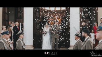 Sfilmuje - Profesjonalne Filmowanie, Kinowy Obraz 4K, Drony, Fotograf, Kamerzysta na wesele Wołomin