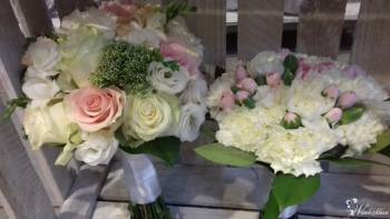 Bukiety ślubne i kompleksowa dekoracja florystyczna, Kwiaciarnia, bukiety ślubne Radomyśl Wielki
