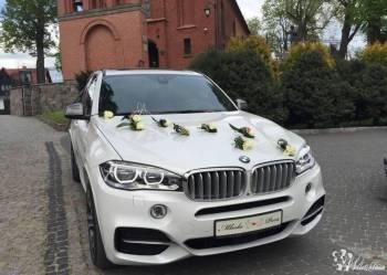 Kompleksowa obsługa wesel w zakresie transportu Pary Młodej, Samochód, auto do ślubu, limuzyna Wojcieszów
