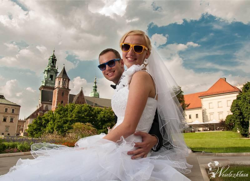 Fotoreportaż z całego dnia ślubu., Kraków - zdjęcie 1