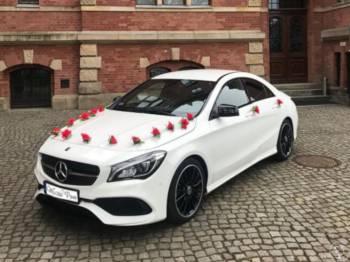 Auto do Ślubu Samochód Na Wesele MERCEDES CLA AMG Limuzyna, Samochód, auto do ślubu, limuzyna Słupsk