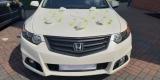 Auto do ślubu - Honda Accord VIII type S   biała perła, Jasło - zdjęcie 4
