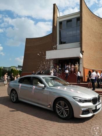 BMW seria 7 , Samochód, auto do ślubu, limuzyna Lublin
