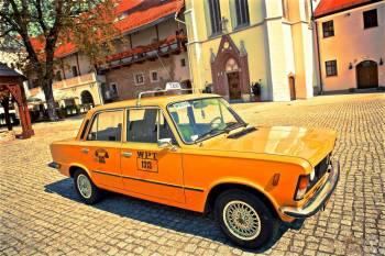 Fiat 125p klasykiem do ślubu #zabytkowe, Samochód, auto do ślubu, limuzyna Kłobuck