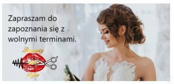 FRYZURY I MAKIJAŻE, Makijaż ślubny, uroda Wrocław