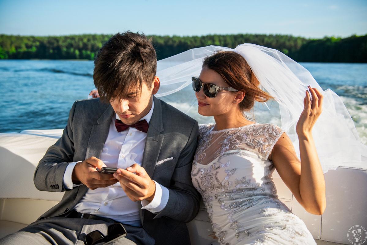 Fotograf ślubny. Ryszard Aziewicz - doświadczenie, Olsztyn - zdjęcie 1