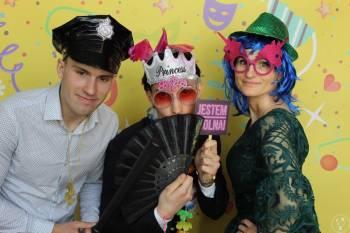 Fotobudka Kreofotka na wesele, urodziny, 18, bal, każdą imprezę., Fotobudka, videobudka na wesele Błonie