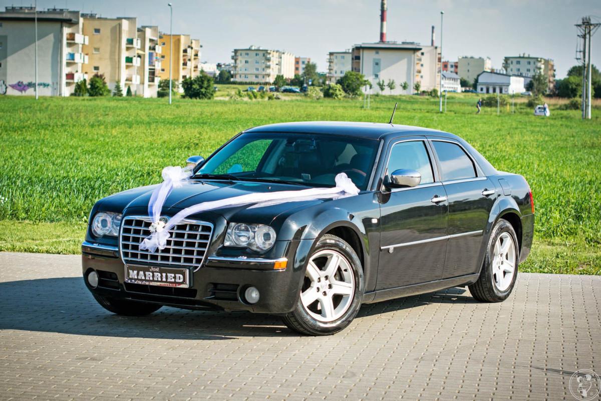 Chrysler 300C - podaruj sobie odrobinę luksusu, Inowrocław - zdjęcie 1