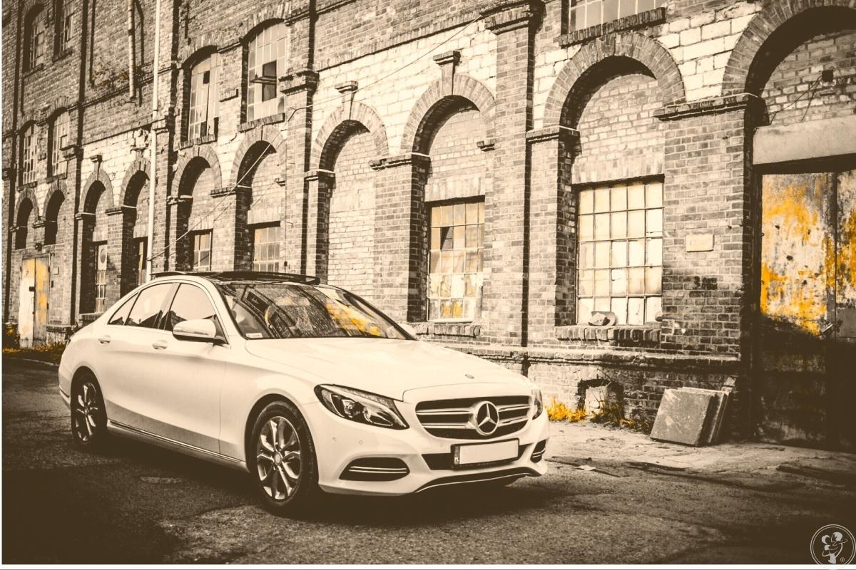 Samochód, auto do ślubu / sesji... Mercedes-Benz C klasa na wesele!, Częstochowa - zdjęcie 1
