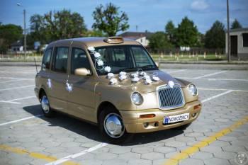 Auto do ślubu Londyńska taksówka LTI, Samochód, auto do ślubu, limuzyna Uniejów