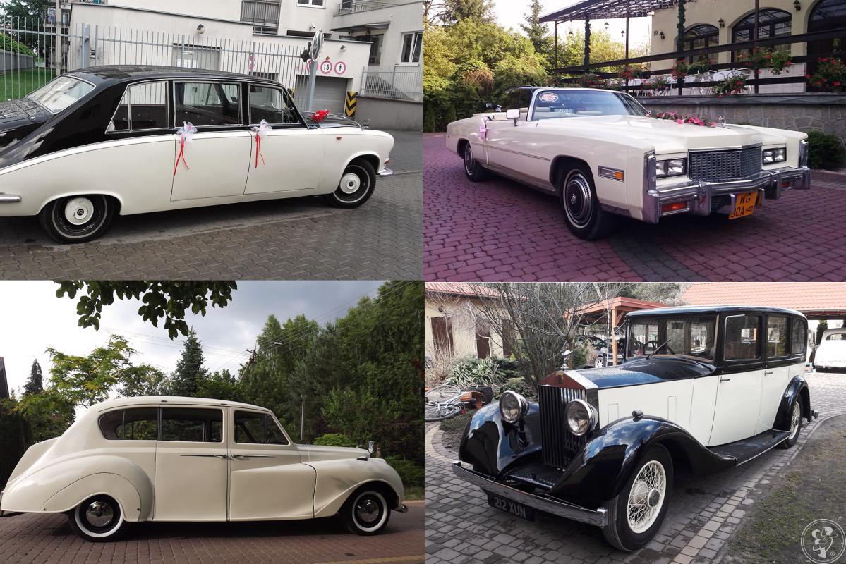 Cadillac Eldorado , Austin Princess, Daimler DS420, Rolls Royce 1933, Warszawa - zdjęcie 1