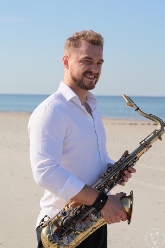 saksofonista, Warszawa - zdjęcie 1