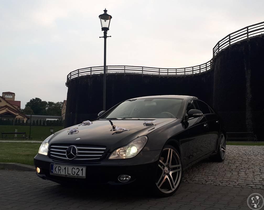 Mercedes CLS V8, Kraków - zdjęcie 1