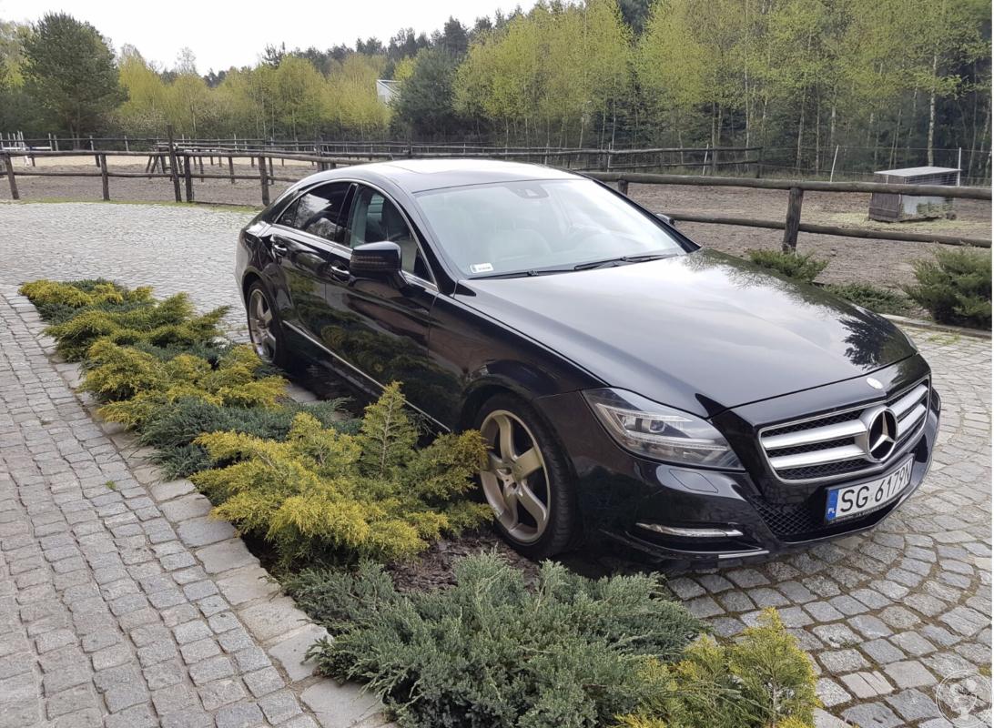 Oferta weselna: Mercedes CLS 350 CDI oraz VW EOS CABRIO, Gliwice - zdjęcie 1