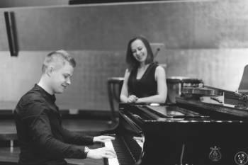 Oprawa muzyczna ślubu Duo Con Fuoco(skrzypce, organy, śpiew, akordeon), Oprawa muzyczna ślubu Chojna