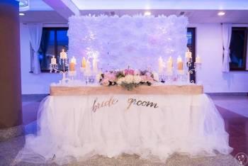 Dekoracje ślubne sal weselnych kościołów bukiety ślubne, Dekoracje ślubne Sułkowice