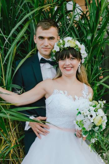 Vianushka  Wianki ze sztucznych kwiatów najwyżej jakości, Kwiaciarnia, bukiety ślubne Choszczno