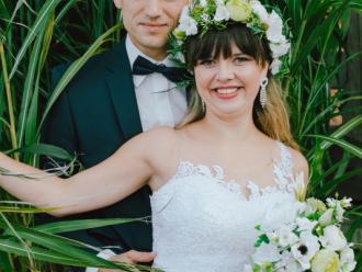 Vianushka  Wianki ze sztucznych kwiatów najwyżej jakości, Kwiaciarnia, bukiety ślubne Świnoujście