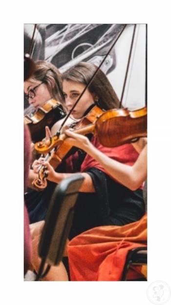 Altówka i skrzypce solo, Oprawa muzyczna ślubu Dęblin