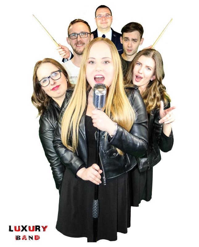 Luxury Band - zespół na wesele., Bydgoszcz - zdjęcie 1