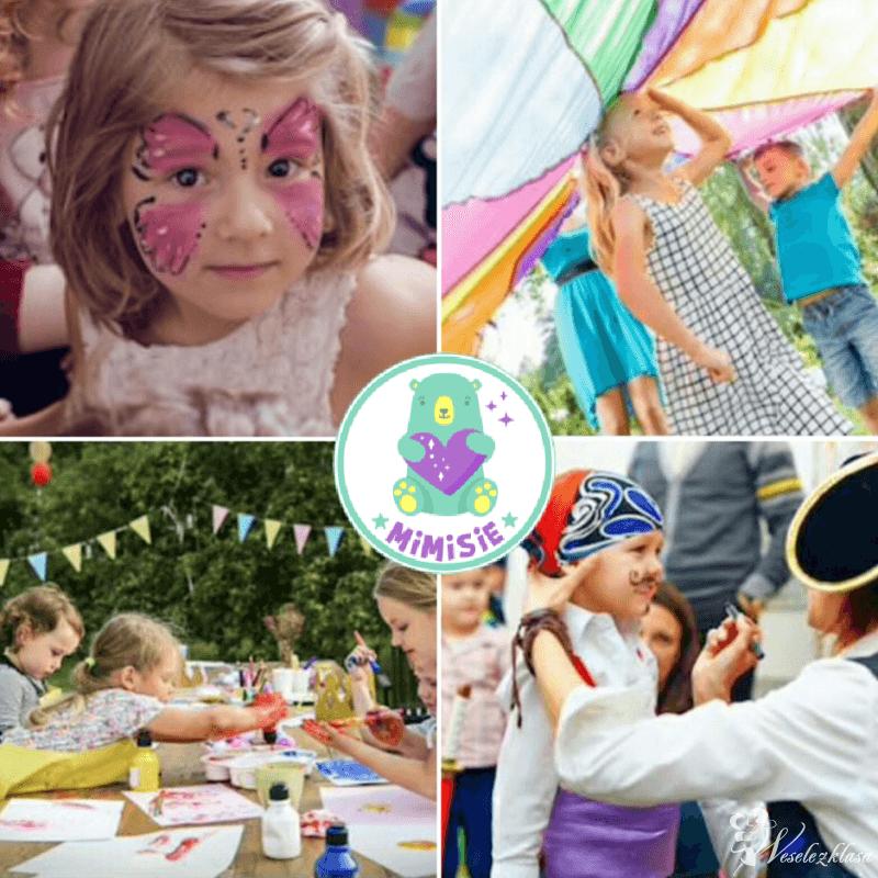 Animator,Animacje dla dzieci-wesela,festyny,pikniki,urodziny - MiMiSiE, Wrocław - zdjęcie 1