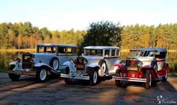 Limuzyny Retro, Samochód, auto do ślubu, limuzyna Słupsk