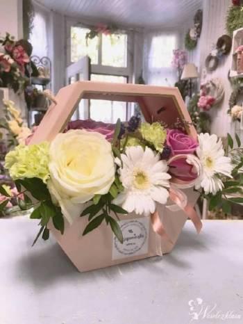 Pracownia Florystyczna Niezapominajka, Kwiaciarnia, bukiety ślubne Ślesin