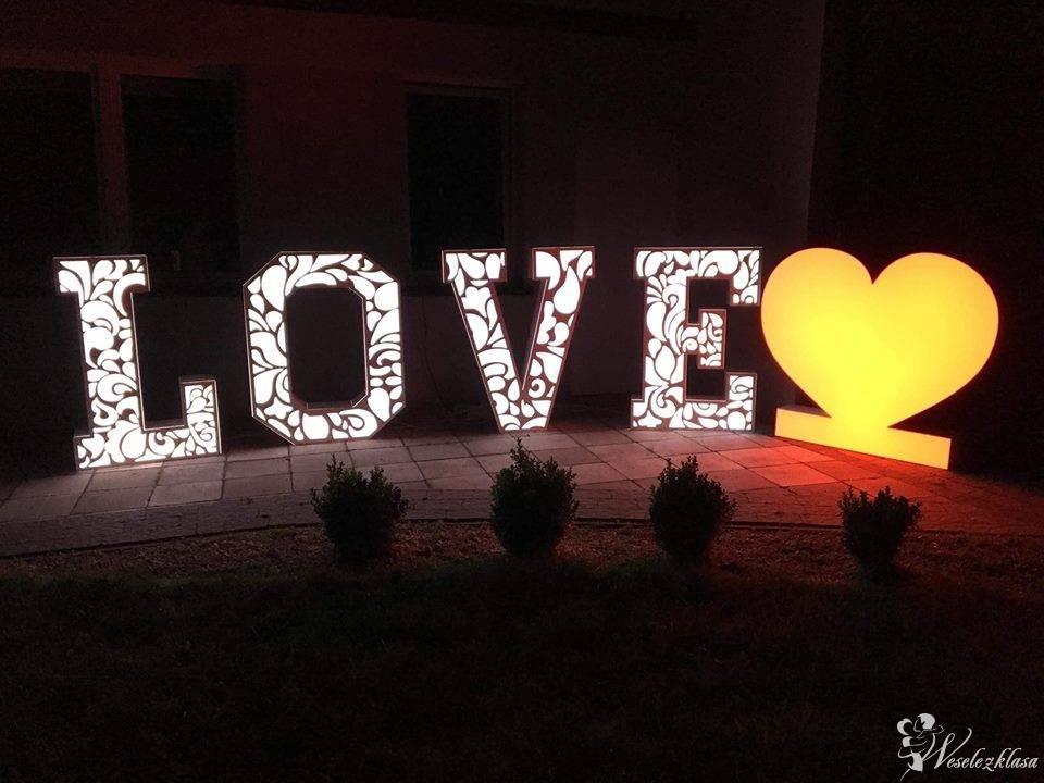 Pat-Deco Wynajem Dekoracji LOVE, MIŁOŚĆ, Strzelno - zdjęcie 1